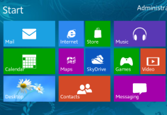 La versión 8 ha quedado muy por detrás de Windows 7.