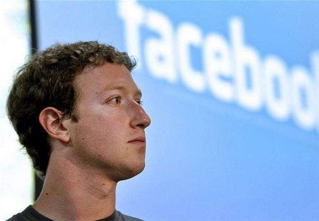 El CEO de Facebook no pudo (ni tenía intención) ocultar su fastidio ante el uso de la imagen de la compañía para actividades de espionaje.