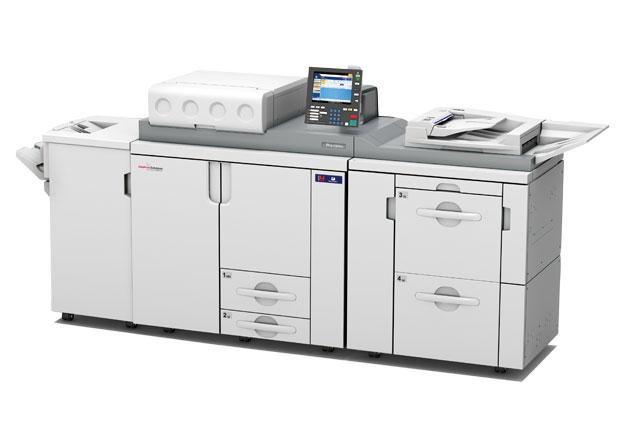 Ricoh presenta su nueva impresora de libros en la 40° Feria del ...