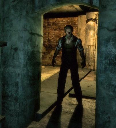El Profesor, el primer psicópata al que daremos caza en el juego.