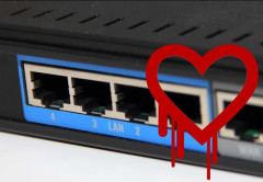heartbleed-router