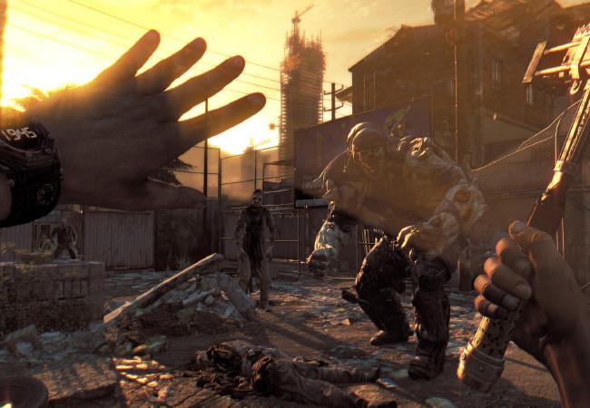 E3 2014 Nuevo Trailer De Dying Light Redusers