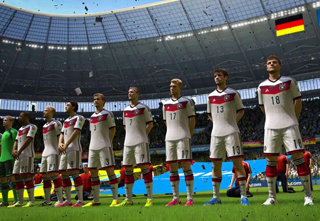 Según FIFA 14, Alemania será campeón en Brasil 2014; Argentina ...