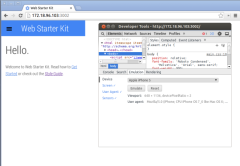WSK apunta a ser una herramienta de desarrollo que ayude a estandarizar los sitios web.