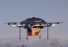 El cielo podría tener un tráfico importante de aeronaves delivery en el futuro.