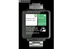 HTC se prepara para lanzar su primer reloj inteligente