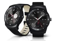 El G Watch R es un reloj con diseño tradicional.