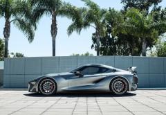 La nueva versión del FT-1 llegará al Gran Turismo en septiembre próximo.