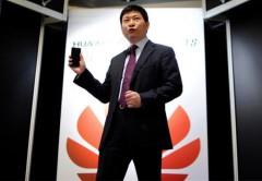 El mandamás de Huawei ha descartado el uso de Tizen.