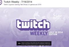 El sistema automático de Audible Magic ha señalado a Twitch como uno de los infractores.