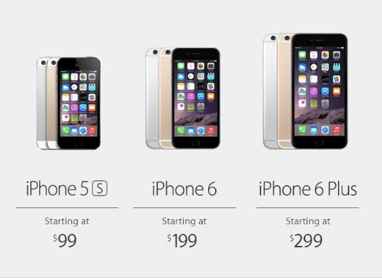 apple 6 precios