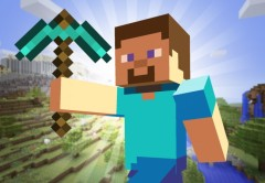 Minecraft podría ser adquirida por Microsoft.