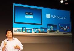 windows 10 presenta