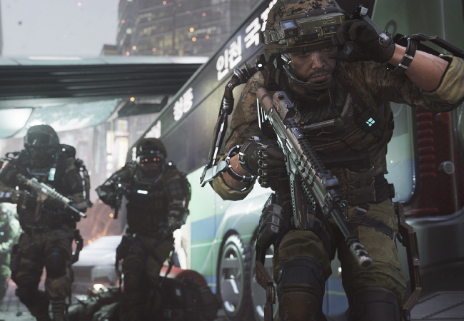 Call of Duty: Advanced Warfare revela su trailer de lanzamiento ...