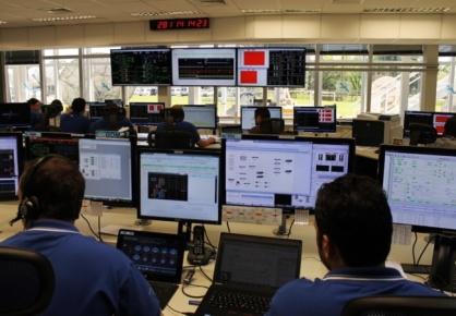 El centro de control de Benavidez.