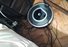iRobot Roomba 780 - Enredada 2