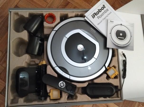 iRobot Roomba 780 - Unboxing