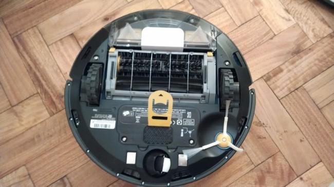iRobot Roomba 780 dada vuelta