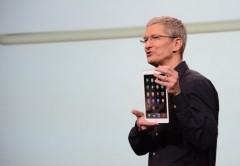 Apple presentó su nueva linea de tablets