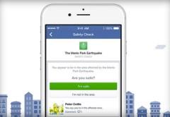 Safety check, la nueva herramienta de Facebook.