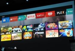 Android TV, presente en cada vez más dispositivos.