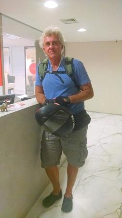 Un típico cliente de co working: hipster e innovador.