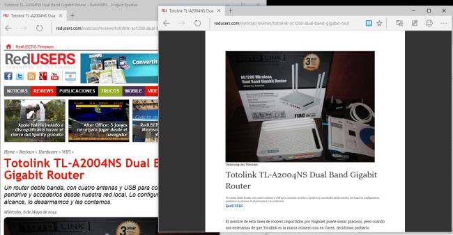 La lectura simplificada de notas permite despojar la pantalla del navegador de banners publicitarios y menús de opciones, para lograr una lectura agradable a la vista.