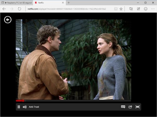 La reproducción de contenido en Youtube y Netflix fue llevado a cabo sin problemas ni lags.