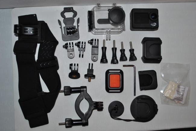 La cantidad de accesorios que tenemos nos da alta versatilidad en su uso