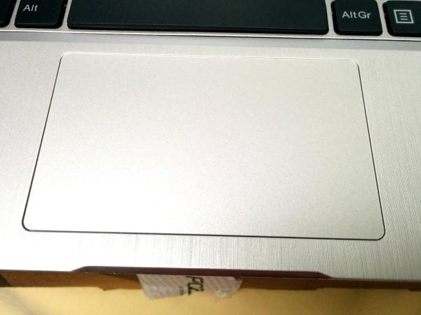 PCBOX Cray: Mousepad construido en una sola pieza.