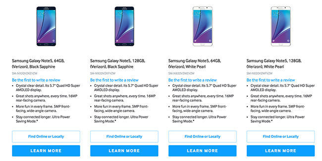note5-128GB