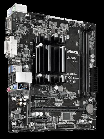Aquí podemos apreciar el disipador pasivo que cubre el microprocesador Intel Braswell.