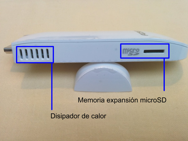 PCBOX Heit Conectores laterales