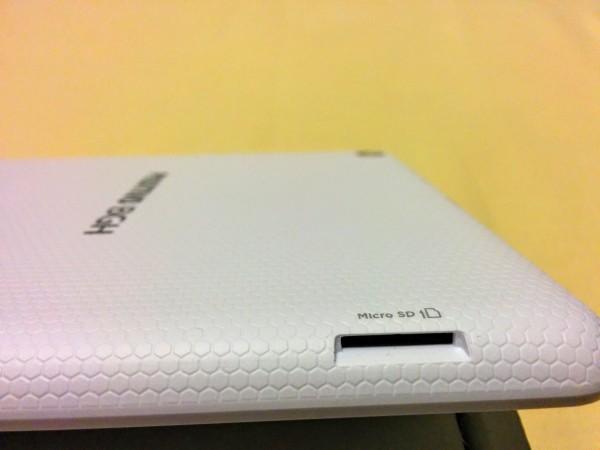 Conector microSD