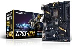 Gigabyte Z170X UD3