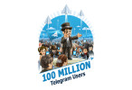telegram-100M