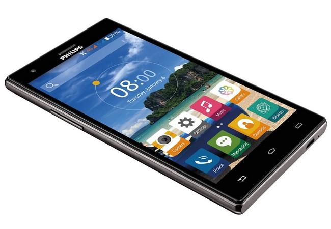 fab3ddab858 Philips lanza cuatro nuevos celulares en el mercado argentino ...