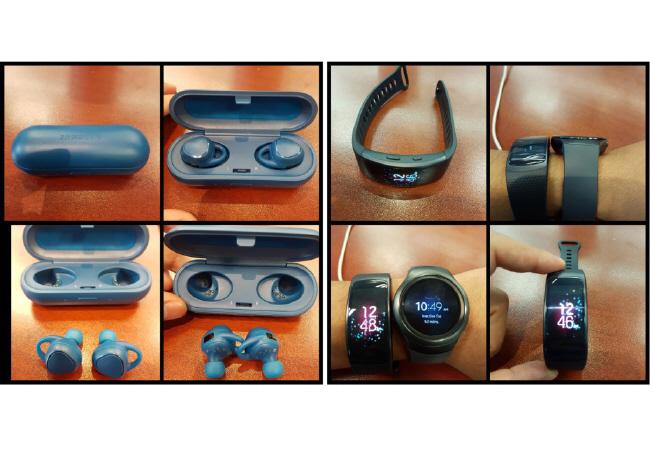 Se Viene El Samsung Gear Fit 2 Y Los Auriculares Bluetooth