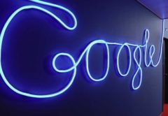 google-blue
