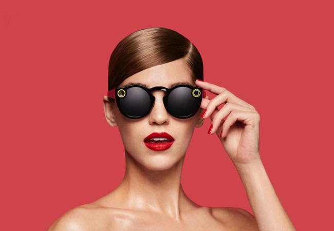 SpectaclesUnas De Cámara Lanza Snapchat Sol Con Incorporada Gafas 8Pn0wNkXO