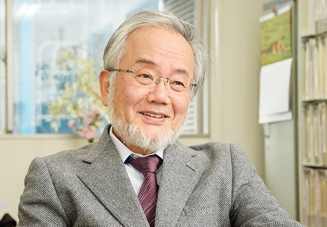 Yoshinori Ohsumi, Nobel de Medicina por su descubrimiento de los