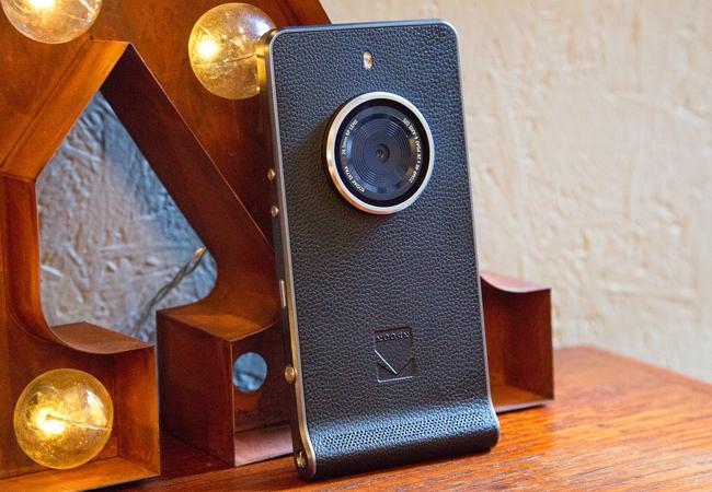 Kodak Ektra, el nuevo smartphone para los amantes de la fotografía