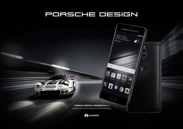 El vínculo con Porsche le permite a Huawei avanzar hacia la gama más lujosa del sector móvil.
