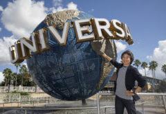 CONFIDENTIAL - DO NOT PUT UP ON XDAMPublicity, Shigeru Miyamoto, Universal Creative, Project 273, Super Nintendo World, Universal Studios Japan, USJ, Globe, UOR