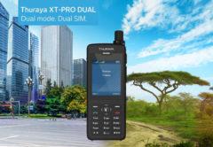 Thuraya XT-PRO DUAL (PRNewsFoto/Thuraya)