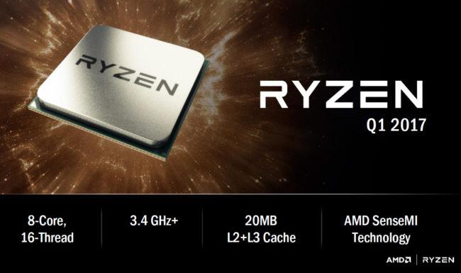 Un resumen de las especificaciones del nuevo procesador de AMD.