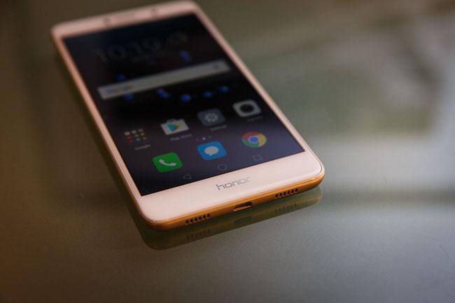 Huawei ya había mostrado el smartphone en China a fines de octubre.