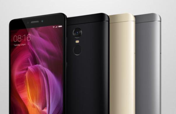 Xiaomi Hace Oficial El Redmi Note 4 Con Pantalla De 5 5 Y: Xiaomi Presentó El RedMi Note 4, Su Nuevo Smartphone De
