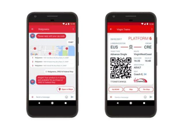 Google rebautiza su app de mensajería y pasa a llamarlo