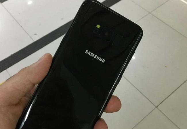 Nuevas imágenes del Samsung Galaxy S8 en varios colores